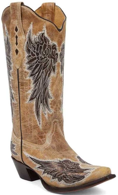Corral Wing Cowboy Boot #boots #affiliate | Stiefel, Damen