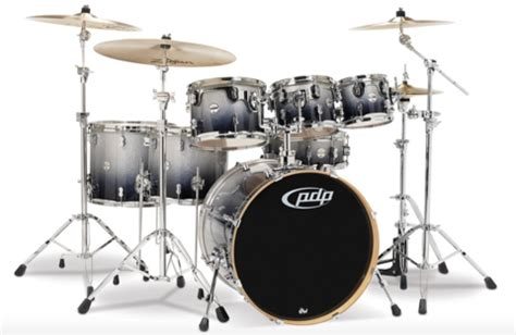 PDP Concept Maple by Dw Drum- 7 Pcs Drum Set- NEW / Bonus