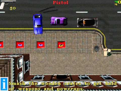 Grand Theft Auto: Mission Pack #1 - London 1969 (1999