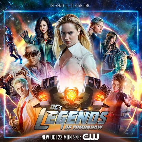 Get Ready to Do Some Time in New DC's Legends of Tomorrow