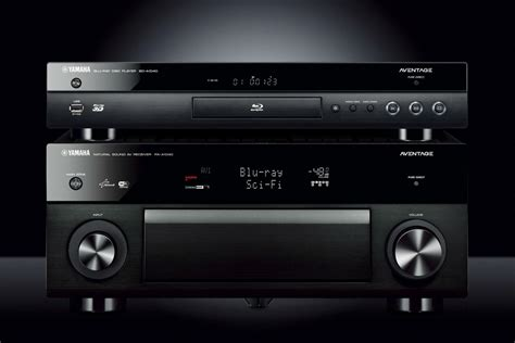 Yamaha adds a premium Blu-ray player to its Aventage line