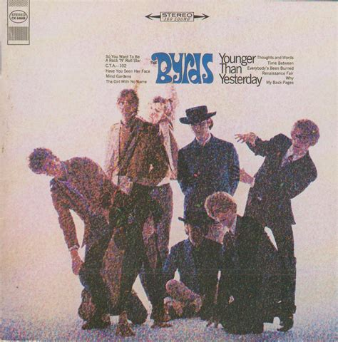 Classic Albums- Younger than Yesterday The Byrds