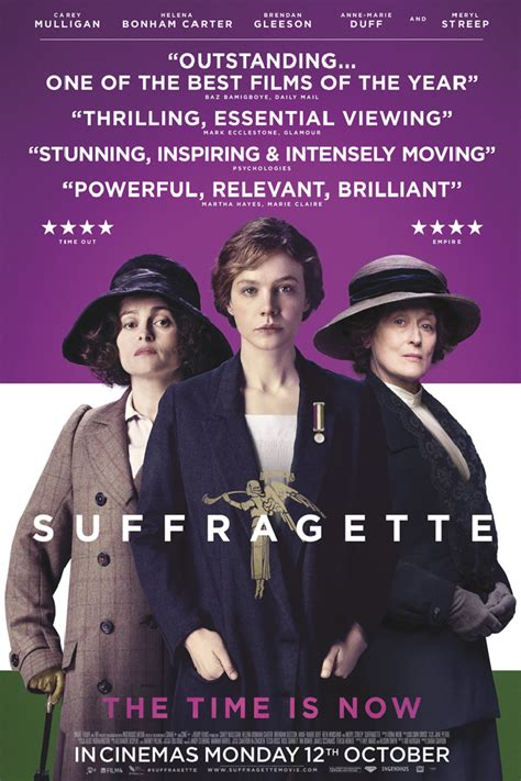 New Suffragette Trailer