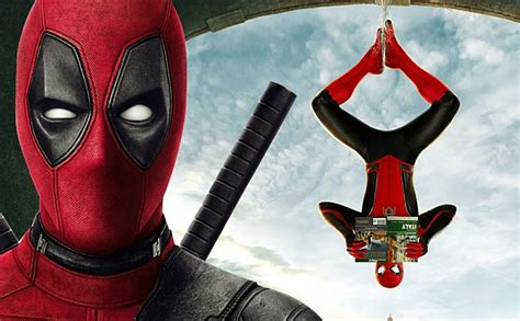 Deadpool Rumored For Marvel's Third 'Spider-Man' Movie