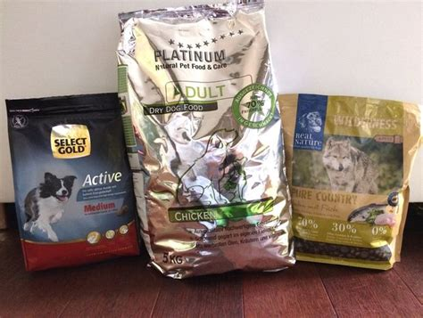 REAL NATURE Wilderness Hundefutter Test mit SELECT GOLD
