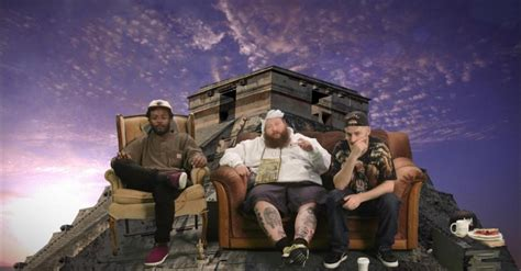 Action Bronson to host 10-episode series of Ancient Aliens