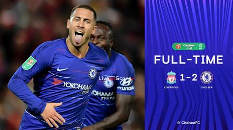 Liverpool 1-2 Chelsea Full Highlight Video – Carabao Cup