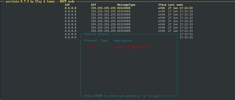 DHCP Starvation: DoS Attacks to the DHCP Server - Haxf4rall