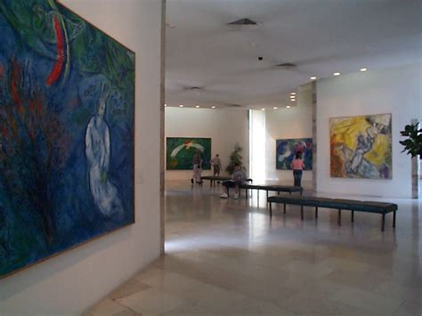 Musée National Marc Chagall, Nice   www