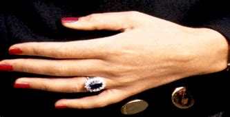 Famous Engagement Rings