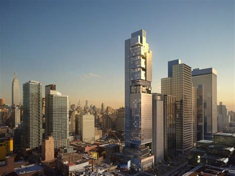 New York Hudson Yards Mixed-Use Development