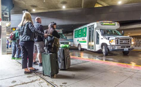 Transportation To/From SEA Airport | Port of Seattle