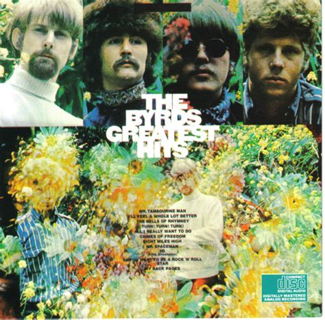 The Byrds - Greatest Hits (1988, CD) | Discogs
