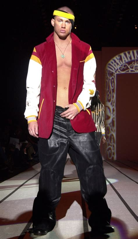 Channing Tatum Started Out As A Model And I Can Never