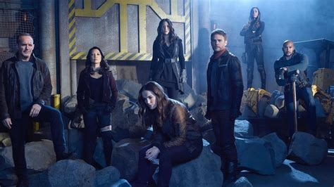Marvel's Agents of S