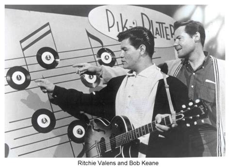 """After a short tour,Ritchie recorded """"Donna,"""" a ballad he"""