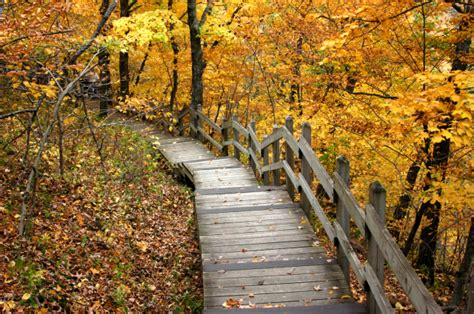 10 State Parks In Iowa With The Most Beautiful Fall Foliage