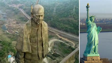 The New Tallest Statue in the World Is Twice the Size of