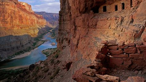 Bing image: Ancient storage in the Grand Canyon - Bing