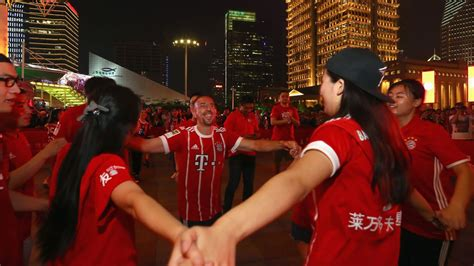Bayern out and about in Shanghai : Official FC Bayern News
