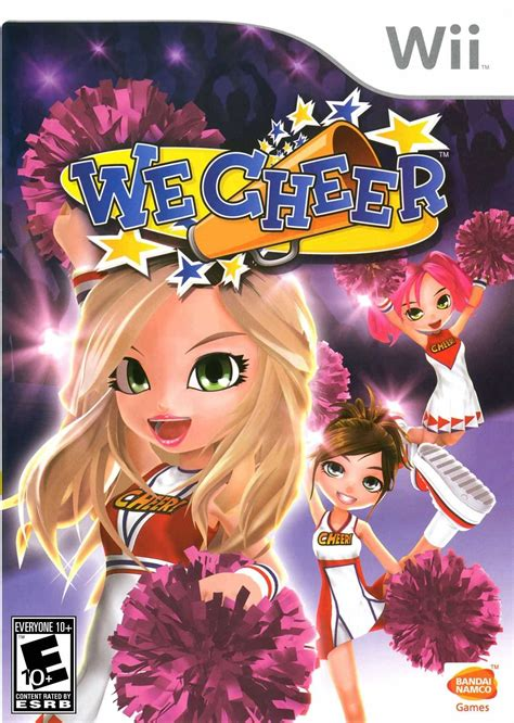 We Cheer - Wii | Review Any Game