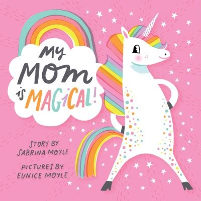 My Mom Is Magical! (A Hello!Lucky Book) (Board Book)   ABRAMS