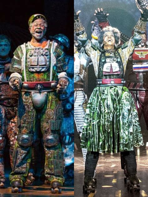 Poppa / Mama the Old Steamer | Starlight Express the