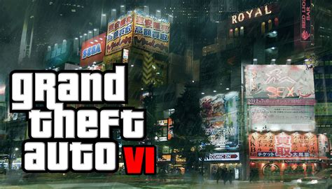GTA 6 Could Have Used Tokyo As A Location - Neurogadget