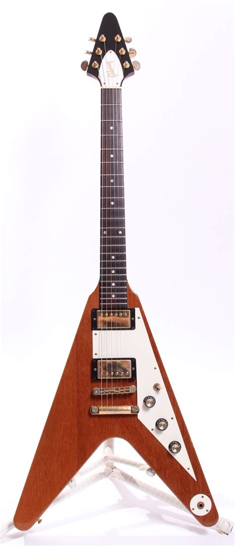 Gibson Flying V 1998 Natural Guitar For Sale Yeahman's Guitars