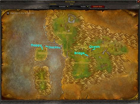 Wow how to get to outland from orgrimmar ~ jonson making
