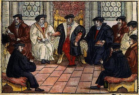 The Marburg Colloquy