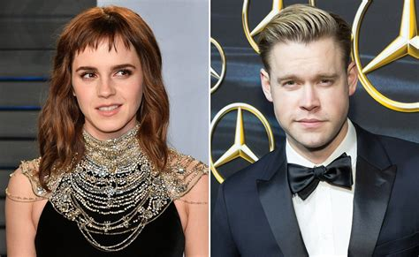 Emma Watson and 'Glee' actor Chord Overstreet are dating
