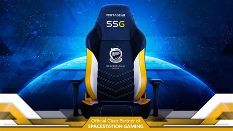 Vertagear Becomes Official Gaming Chair of Spacestation