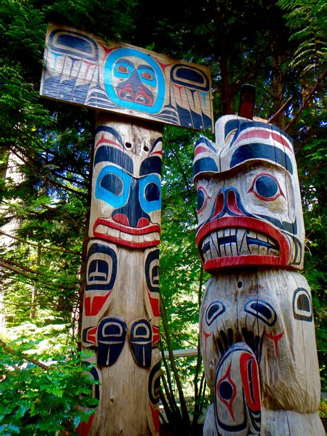 Exploring British Columbia's Totem Poles and the Best