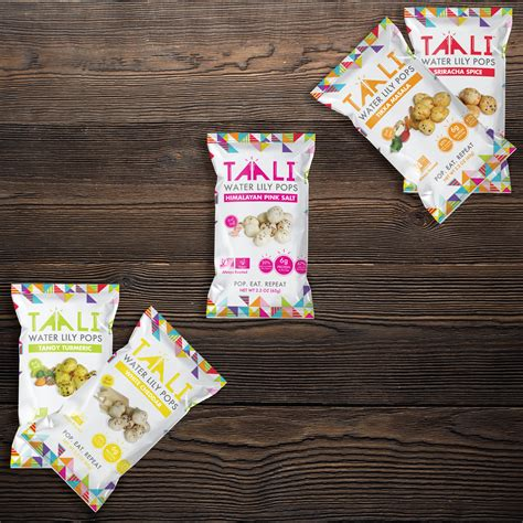 Taali takes its popped water lily snacks from Y Combinator