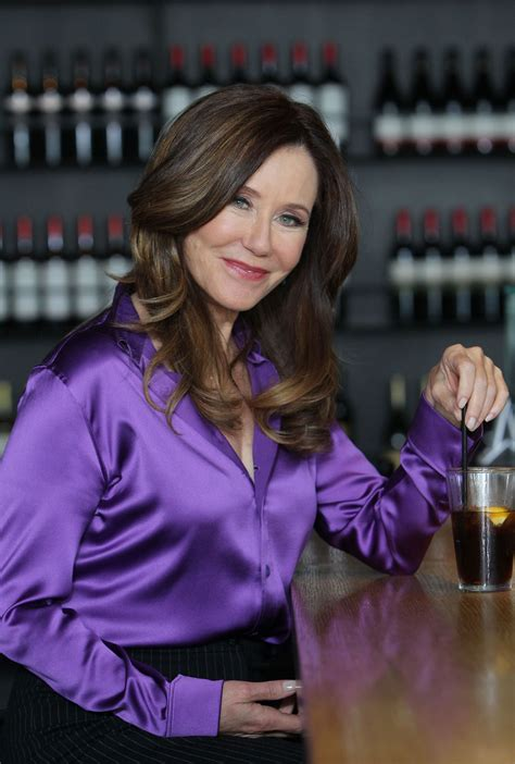 Mary McDonnell Extra Interview Photoshoot | Satiny