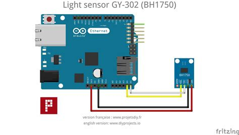 BH1750 (GY-302), measure the lighting quality of your home