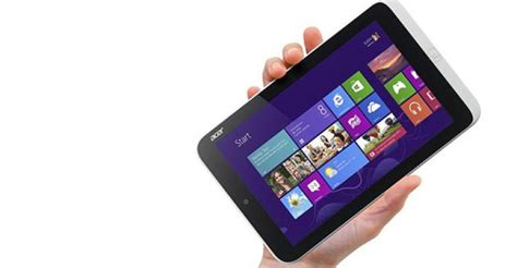 Mini-Tablets Will Not Take Over Windows Ecosystem This