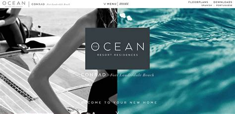 24 Examples Of Split-Screen Layout In Web Design | Web