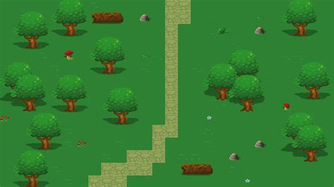Forest & Town Tilesets by minisabella   GameMaker: Marketplace