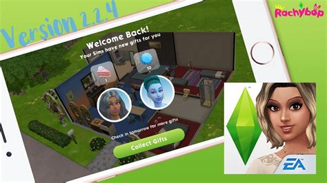 The Sims Mobile Update Version 2