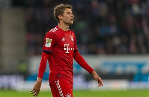 Thomas Muller suspension a big blow for Bayern Munich vs