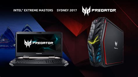 Acer joins Intel Extreme Masters Sydney as official