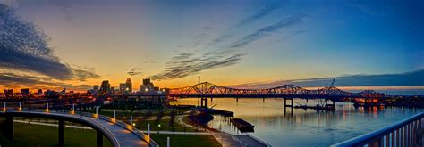 Louisville Waterfront Park - Kentucky (United States of
