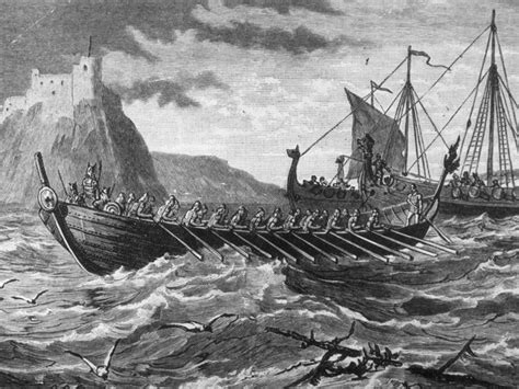 Climate change 'did not force Vikings to abandon Greenland