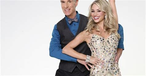 """Bill Nye """"in it to win it"""" on """"Dancing with the Stars"""