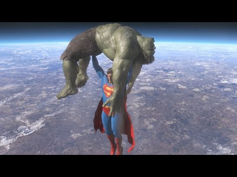SUPERMAN: DOOMSDAY - The Death of Superman (Fan film 1 of