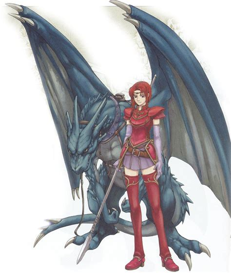 Milady - The Fire Emblem Wiki - Shadow Dragon, Radiant