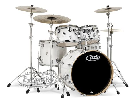 PDP Concept Maple 5-piece Shell Pack