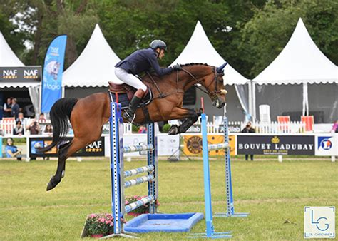Australia's Christopher Burton Wins CCI 4*L of Saumur